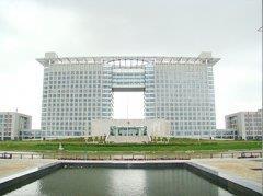 如皋-市政府大楼