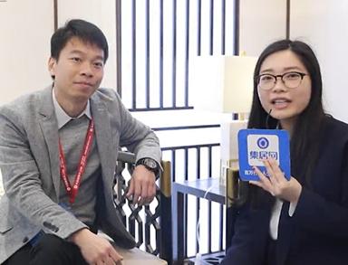 2019上海展-陈飞经理