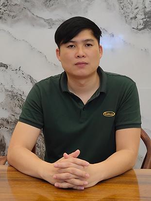 巴迪斯集成吊顶厂家精工人物-黄文浩先生