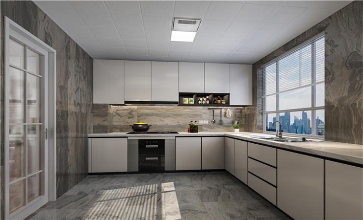 厨房吊顶这些好看的设计效果图 看了后悔房子装修早了