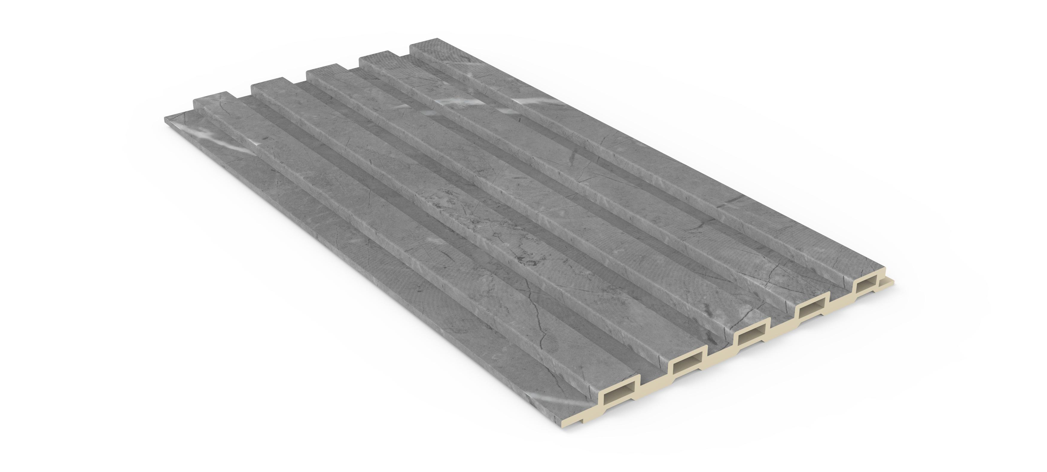 160小长城板-岩石纹-灰白(PP膜)
