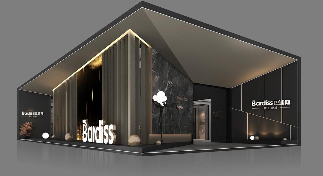 巴迪斯2021年广州建博会展厅亮点抢先看!