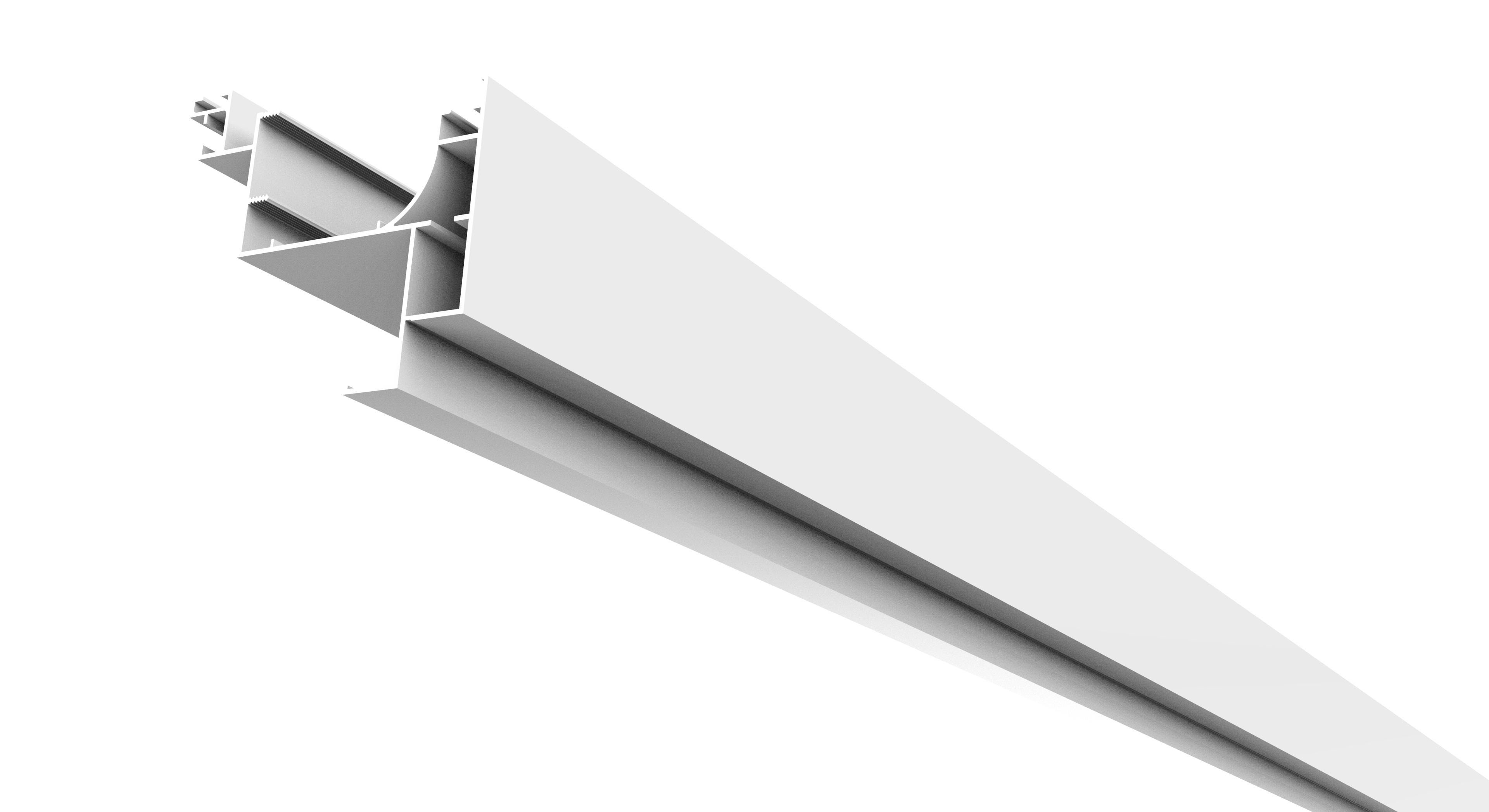 JY-RJL 4米/6米 简约二级梁—纤柔米白